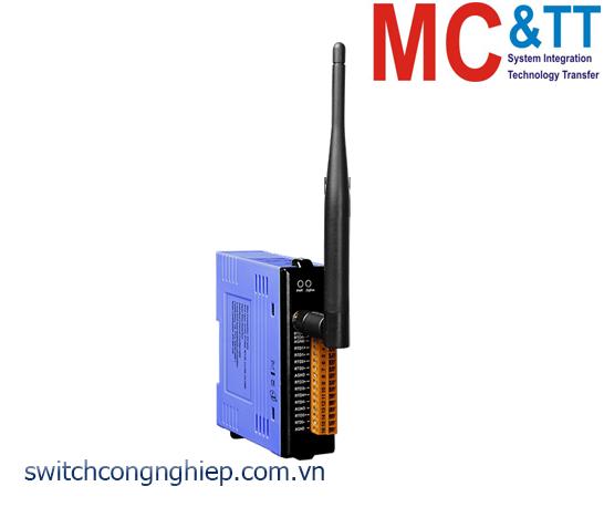 ZT-2017C: Module ZigBee 8 kênh đầu vào tương tự dòng điện ICP DAS