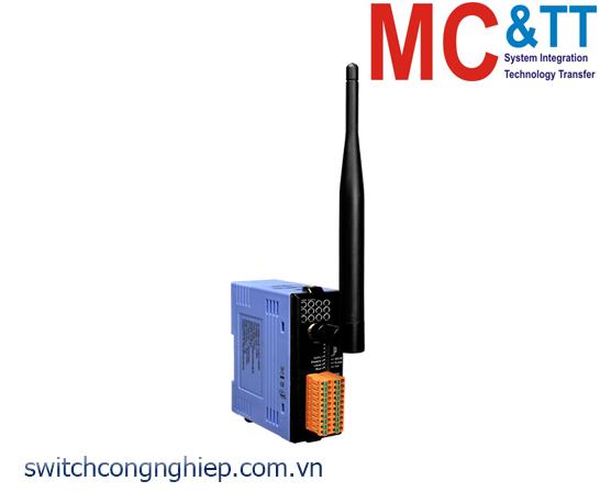 ZT-2060-IOG: Module ZigBee I/O Group (Pair-connection) 6 kênh DI + 4 kênh đầu ra Relay ICP DAS