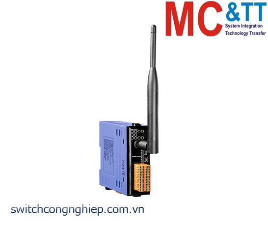 ZT-2060-IOP: Module ZigBee I/O (Pair-connection) 4 kênh DI + 4 đầu ra Relay ICP DAS