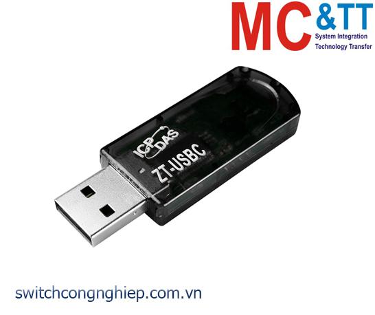 ZT-USBC: Bộ chuyển đổi tín hiệu USB sang ZigBee ICP DAS