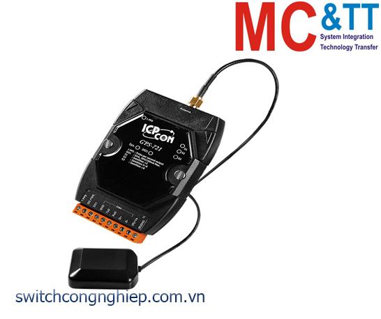 GPS-721 CR: Module thu tín hiệu GPS với RS-485 ICP DAS