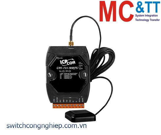 GPS-721-MRTU CR: Module thu tín hiệu GPS với RS-485 ICP DAS