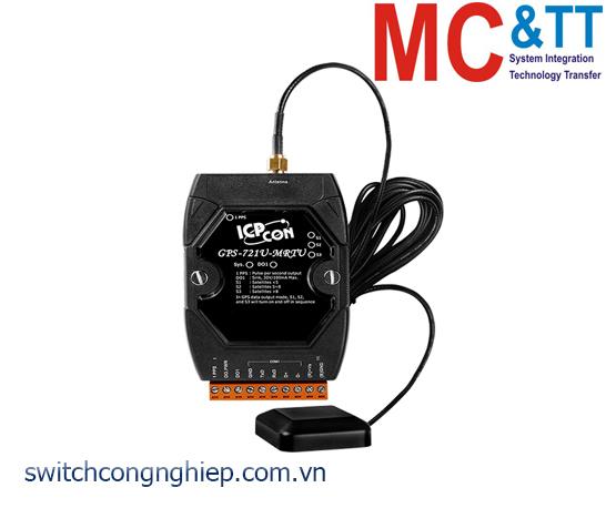 GPS-721U-MRTU CR: Module thu tín hiệu GPS với RS-485 ICP DAS