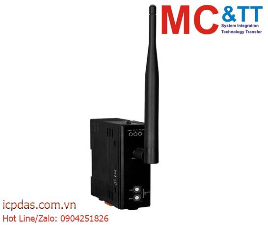 LRA-900-E CR: Modem Radio LoRa 1 cổng Ethernet ICP DAS