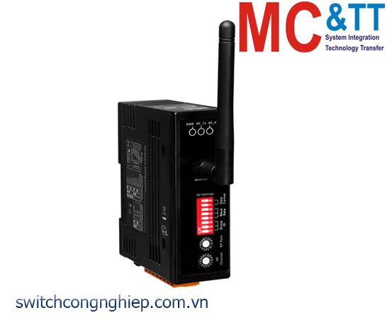 RFU-400 CR: Modem Radio 429 MHz 1 cổng RS-232/RS-485 ICP DAS