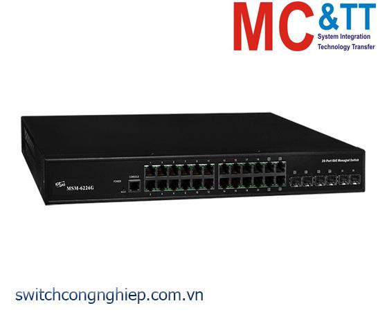 RS-405 CR: Bộ chuyển mạch công nghiệp 5 cổng Ethernet ICP DAS