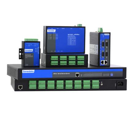 Bộ chuyển đổi RS232/422/485 sang Ethernet