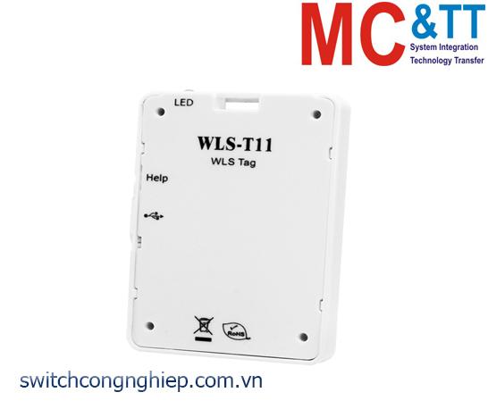 WLS-T11 CR: Thiết bị xác định vị trí cục bộ ICP DAS